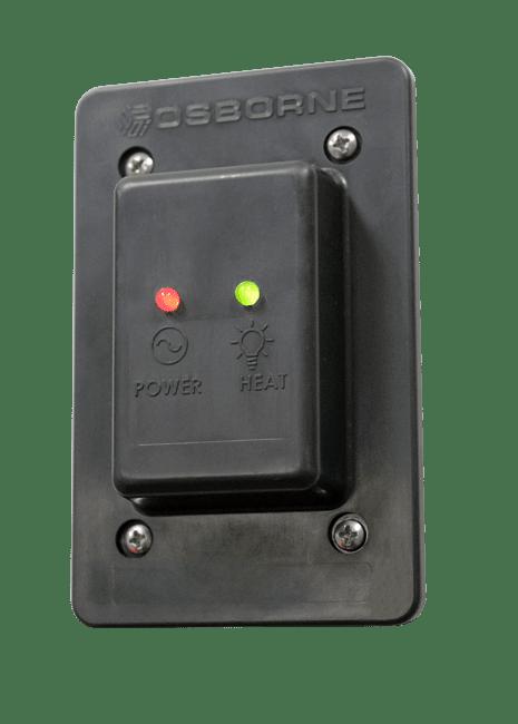 Heat Pad Indicator Light