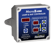 Herdstar Microzone Heat Pad Controller