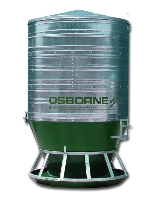 Outdoor Bulk Feeder