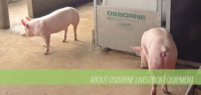 About Osborne Livestock Equipment