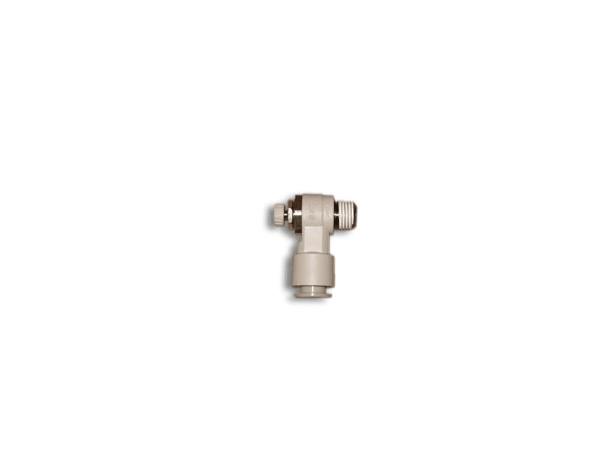 Flow Control with 10mm Tube Fittings