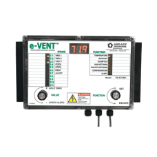 e-Vent Integrated Controls