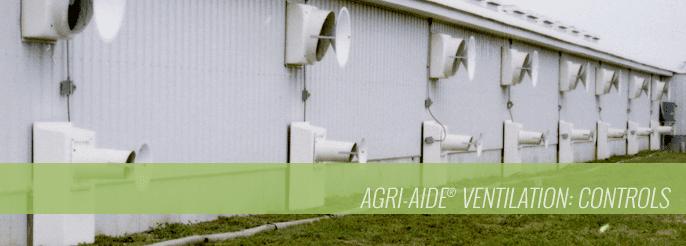 Agri-Aide Ventilation Controls