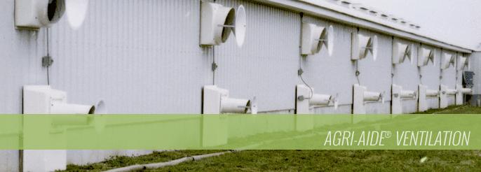 Agri-Aide Ventilation