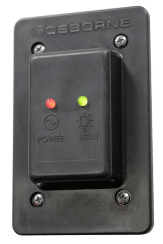 Stanfield Heat Pad Indicator Light