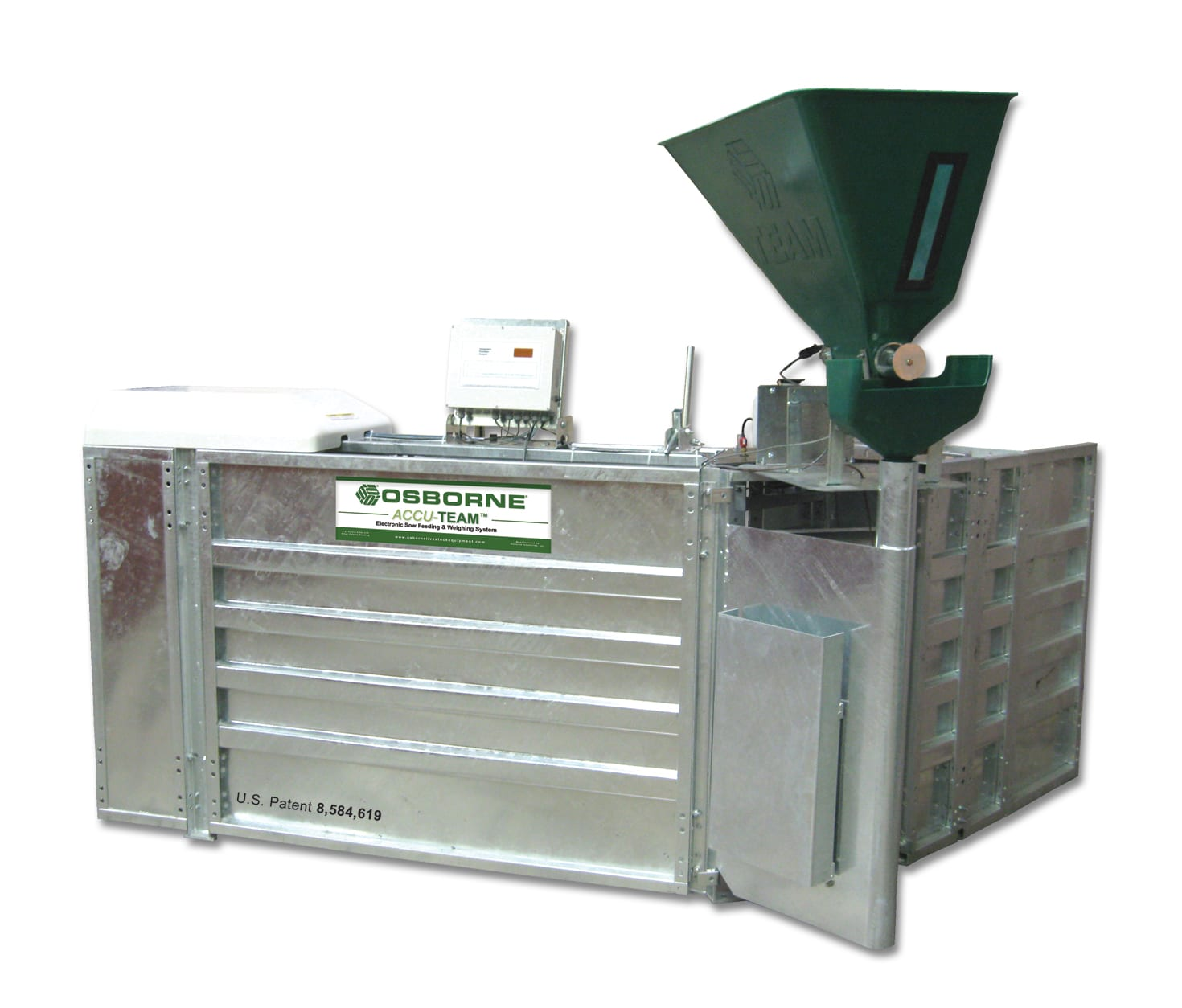 Accu-Team Sow Feeding and Management System