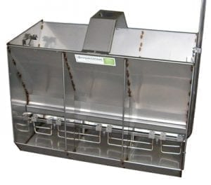 Rectangular Hog Feeder
